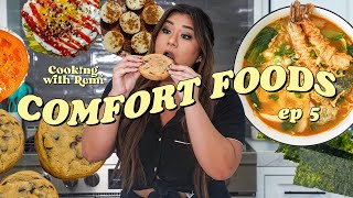 Comfort Foods You MUST Try - COOKING WITH REMI: EP 5