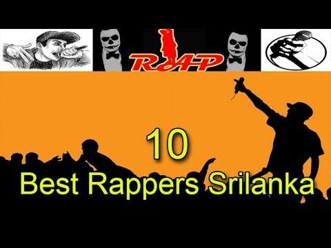 10 Best Rappers srilanka