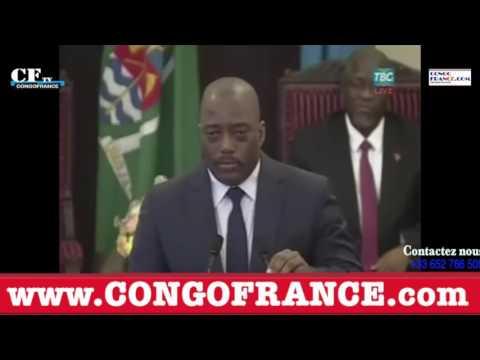 KABILA  Intégralité Discours du president Joseph Kabila en Tanzanie