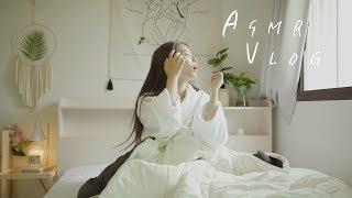 ASMR  소소한 하루 ���� 소리들 [Vlog ASMR]노...