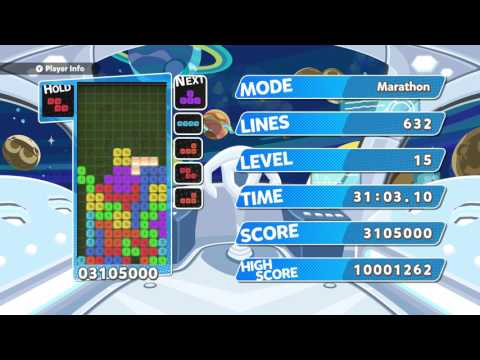 [PPT] - Tetris - Playing up to 10 million points in Endless