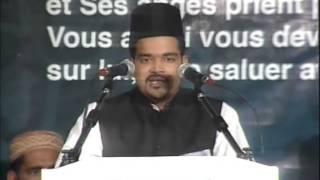 Tilawat Quran - Hafiz Karamat Saheb ( Session 1 - Jalsah Salana Mauritius )