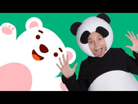 Три Медведя - Сборник - Веселые песенки для детей