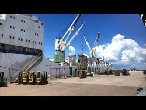 Logistec Port Manatee (English)
