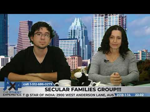 Clarification of Positive Atheist Culture | Luke – Phoenix, AZ | Atheist Experience 22.02