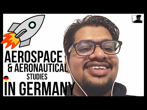 Students Share#2: Masters in AEROSPACE & AERONAUTICAL IN GER