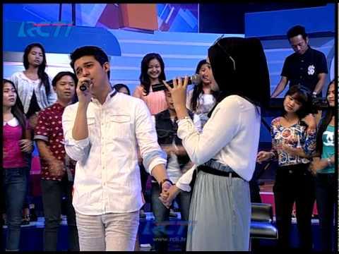 "Irwansyah & Zaskia Sungkar ""Takut Kehilanganmu"" - DahSyat 12 Oktober 2014"