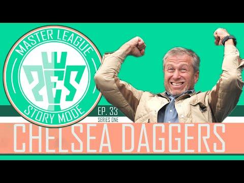 PES 2016 - Master League Story Mode - S1EP33 - Chelsea Daggers