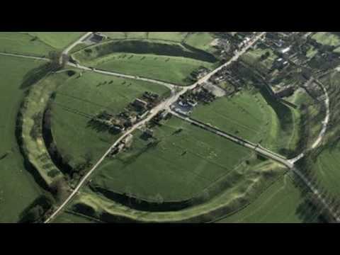 Avebury - Neolithic Site  -  England
