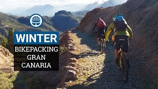 Bikepacking Gran Canaria - Zero Beards & Minimal Foraging
