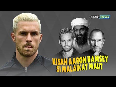 KISAH AARON RAMSEY - Si Malaikat Maut Berjuluk Rambo