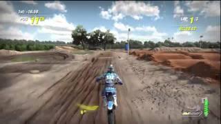 Mx vs Atv Alive - Stewart Compound Pro Loop - (25 second head start)