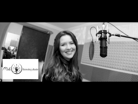 Katarina Cabalova feat. Milos Juriga - Anyway ( COVER )