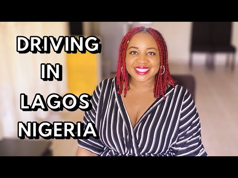 DRIVING IN LAGOS NIGERIA | How To Get A Driver's License In Nigeria