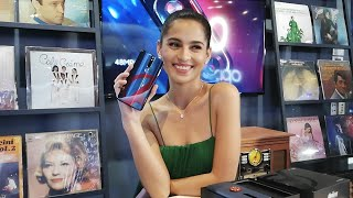 Jasmine Curtis-Smith's first impression of the new OPPO F11 Pro  Avengers Edition