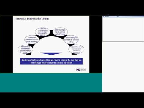 Novant Health Rcs Management System Benefit Realization