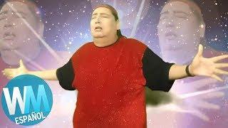 ¡Top 10 PEORES Videoclips LATINOS que se Volvieron VIRALES!