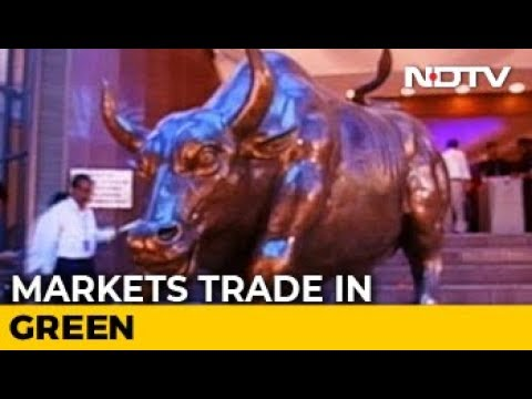 Sensex Surges Over 200 Points, Nifty Hits 10,600