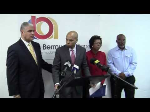 OBA Announce Mykkal, Atherden & Crockwell Bermuda November 29 2011