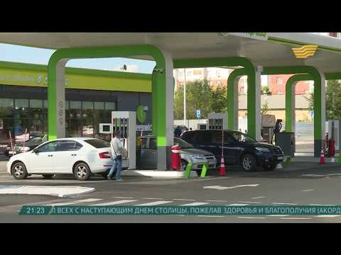 В Астане открылась первая промышленная заправка для электромобилей