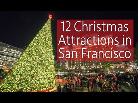 12 San Francisco Christmas Attractions