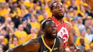 GS Warriors vs Toronto Raptors Game 6 - EPIC 4th Qtr | 2019 NBA Finals