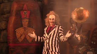 FULL New Beetlejuice Graveyard Revue 2014 update at Universal Orlando