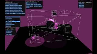 [CS]OpenGL - Octree, GJK algorithm