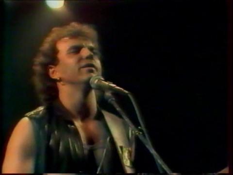 Bernard Lavilliers - Concert 1981 - Palais Des Sports - Paris