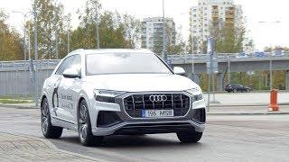 Audi Q8 - Motors24.ee proovisõit
