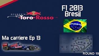 F1 2013   gameplay carrière   Bataille pour un contrat   FR-SE