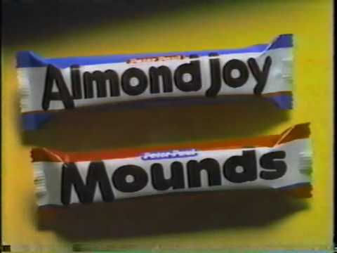 Almond Joy/ Mounds Commercial (1989)