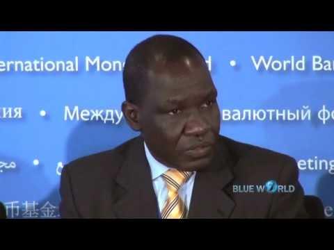 Propos Liminaires de Alamine Ousmane Mey, Ministre des Finances