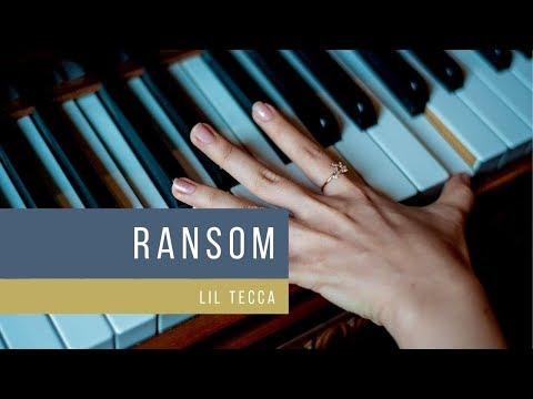 lil-tecca-ransom-piano-cover-easy-piano-tutorial