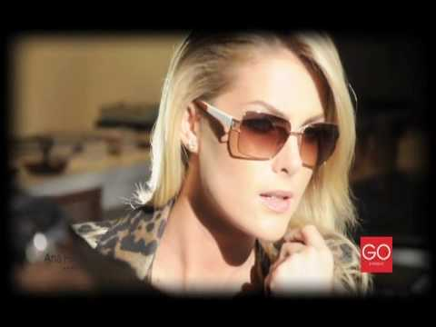 Making Off Ana Hickmann Eyewear mpeg2video. GO Eyewear 086ea829b0