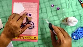 Easy Birthday Card Plus New Channel!