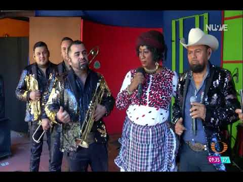 Josecito Le�n y su Internacional Banda Roja Buenos Dias Acapulco