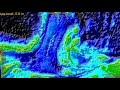 Ternate City, Indonesia, sea level rise -135 - 65 m