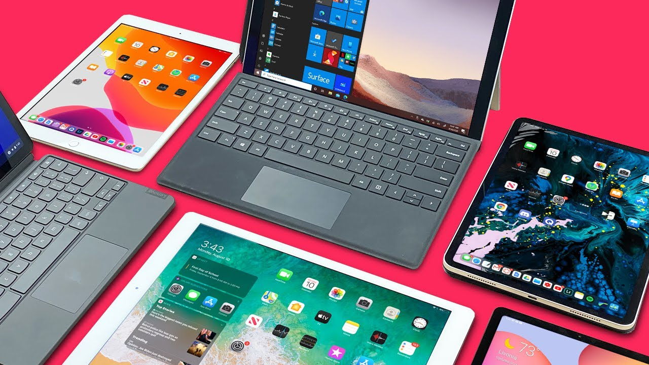 Top 6 (Budget) Tablets for College Students - My 2020 Picks!