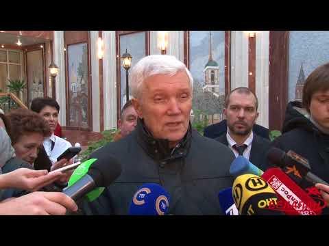 Голосование на выборах президента РФ в посольстве России в Минске