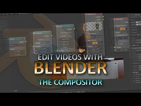 [TUT] Video editing with Blender: The Compositor