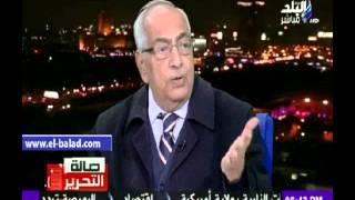 بالفيديو .. مغاورى شحاتة: كل دول حوض نهر النيل ستتضرر  من سد النهضة