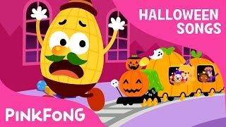 Toy Shop at Night  | Halloween Songs | PINKFONG Songs for Children