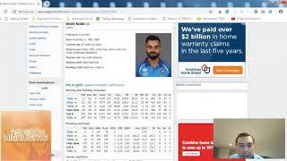 History of Cricket Records