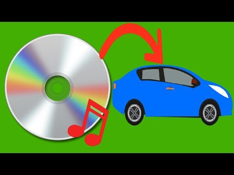How to burn MP3 to an Audio CD for any CD player & car stereo using Nero