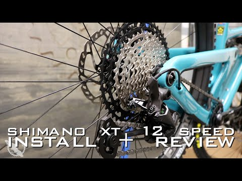 shimano-xt-12-speed---install-+-review