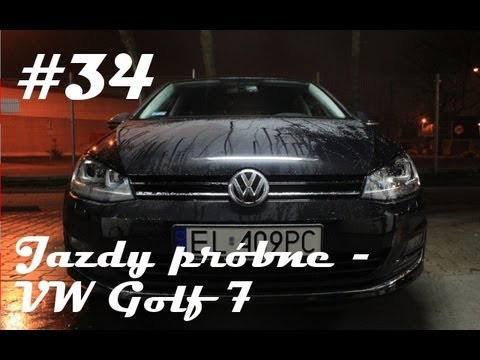 test volkswagen golf vii 1 4 tsi 140 km 34 jazdy pr bne. Black Bedroom Furniture Sets. Home Design Ideas
