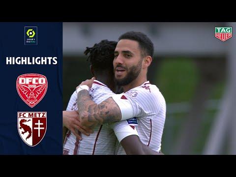 Dijon Metz Goals And Highlights