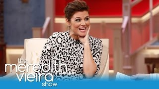"""Tiffani Thiessen On """"Saved By The Bell"""" Reunion! 