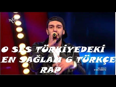 O Voice 6 Turkish Rap